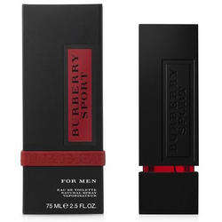 Burberry Sport for Men - туалетная вода -  пробник (виалка) 1.2 ml