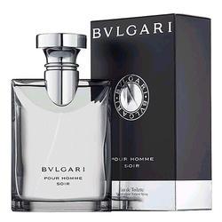 Bvlgari Pour Homme Soir - туалетная вода -  пробник (виалка) 1.5 ml