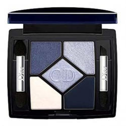 Тени для век Christian Dior -  5-Colour Eyeshadow Designer №208 Navy Design