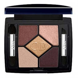 Тени для век Christian Dior -  5-Colour Eyeshadow Designer №708 Amber Design TESTER