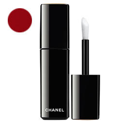 Помада Chanel -  Rouge Allure Laque №75 Dragon/Пламенно-красный
