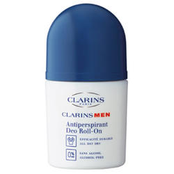 Clarins -  Men Antiperspirant Deodorant Roll-On -  50 ml