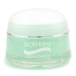 Biotherm -  Aquasourse Non Stop Oligo-Thermal Gel Intense Moisturization ( Normal and Combination Skin ) -  50 ml