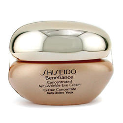 Shiseido -  Eye Care Benefiance Concentrated Anti-Wrinkle Eye Cream -  15 ml