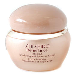 Shiseido -  Benefiance Intensive Nourishing And Recovery Cream -  50 ml