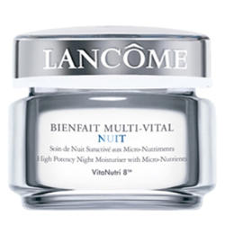 Lancome -  Face Care Bienfait Multi-Vital Nuit Creme -  50 ml
