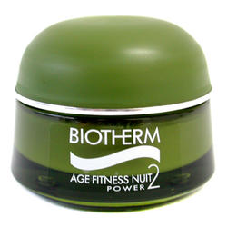 Biotherm -  Age Fitness Nuit Power 2 -  50 ml