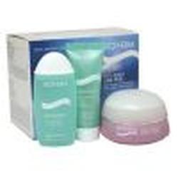 Biotherm -  Набор Rides Repair (крем для лица 50 + гель для лица 50 + лосьон для лица 30 + косметичка)