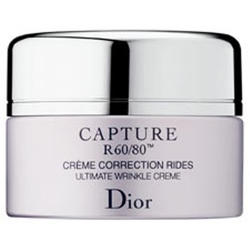 Christian Dior -  Face Care Capture R60/80 Ultimate Wrinkle Cream ( Rich Texture ) -  50 ml