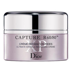 Christian Dior -  Face Care Capture R60/80 XP Ultimate Wrinkle Restoring Creme ( Light ) -  50 ml