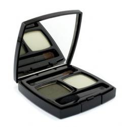 Тени для век Chanel -  Ombres Contraste Duo №17 Khaki-Discret