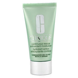 Clinique -  Face Care Continuous Rescue Antioxidant Moisturizer Combination/Oil -  50 ml