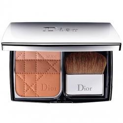 Запаска с крем-пудре компактной Christian Dior -  Diorskin Nude №050 Cafe Moka