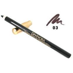Карандаш для век Guerlain -  Divinora Crayon Pour Les Yeux №03 Коричневый