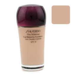 Тональный крем Shiseido -  Dual Balancing Foundation №I20 Natural Light Ivory
