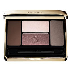 Тени для век Guerlain -  Ecrin 4 Couleurs Long Lasting Eyeshadows №04 Les Bois De Rose