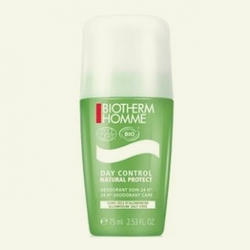 Biotherm -  Homme Day Control Natural Protect Deodorant Roll- On -  75 ml