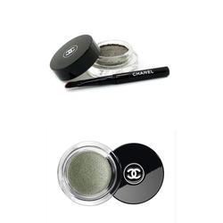 Тени для век компактные Chanel -  Illusion D'Ombre №84 Epatant/Серый с оттенком хаки