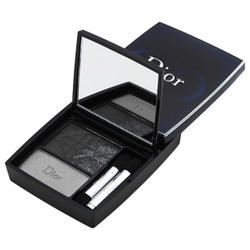Тени для век Christian Dior -  3-Couleurs Eyeshadow №091 Smoky Black