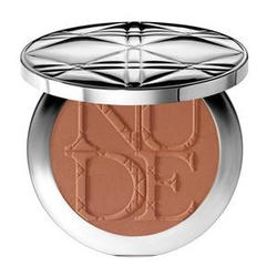 Пудра компактная Christian Dior - Diorskin Nude Tan Nude Glow Sun Powder №004 Spicy