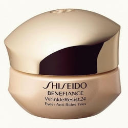 Shiseido -  Eye Care Benefiance Wrinkle Resist 24 Intensive Eye Contour Cream - 15ml