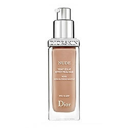 Крем тональный Christian Dior -  Diorskin Nude Skin-Glowing Make-up SPF15 №030 Medium Beige