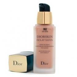 Крем тональный Christian Dior - Diorskin Eclat Satin №302 Rosy Beige