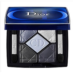 Тени для век Christian Dior -  5-Colour Eyeshadow №254 Blue De Paris