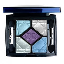 Тени для век Christian Dior -  5-Colour Eyeshadow Iridescent №509 Electric Light
