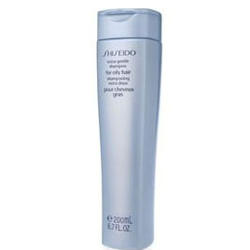 Shiseido -  Haircare Extra Gentle Shampoo For Oily Hair -  200 ml