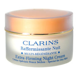 Clarins -  Face Care Extra-Firming Night Cream ( Dry Skin ) -  50 ml