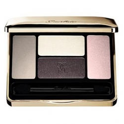Тени для век Guerlain -  Ombre Eclat 4 Couleurs  №08 Les Perles