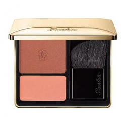 Румяна Guerlain -  2-х цветные компактные Rose aux Joues №05 Golden High