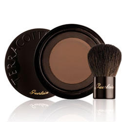 Пудра рассыпчатая Guerlain -  Terracotta Mineral Loose Bronzing Powder №03 Dark/Тёмный