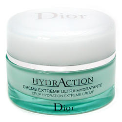 Christian Dior -  Face Care HydrAction Deep Hydration Extreme Creme ( Very Dry Skin ) -  50 ml