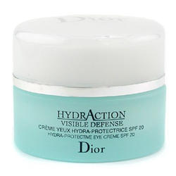 Christian Dior -  Eye Care HydrAction Visible Defense Hydra Protective Eye Cream SPF20 -  15 ml