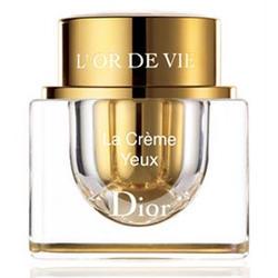 Christian Dior -  Face Care L Or De Vie La Creme Yeux -  15 ml