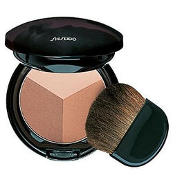 Пудра Shiseido - Luminizing Color Powder №L4 Golden Bronzen/Золотисто-Бронзовый