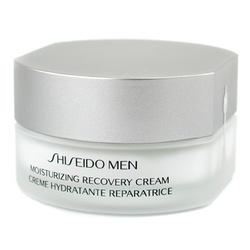 Shiseido -  Men Moisturizing Recovery Cream -  50 ml