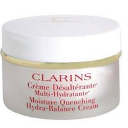 Clarins -  Face Care Moisture Quenching Hydra-Balance Cream -  50 ml
