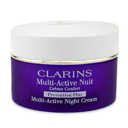 Clarins -  Face Care Multi-Active Protection Plus Night Cream -  50 ml