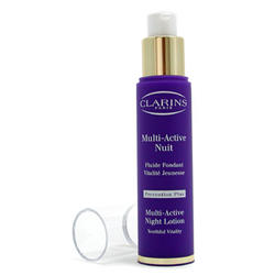 Clarins -  Face Care Multi-Active Night Lotion -  50 ml
