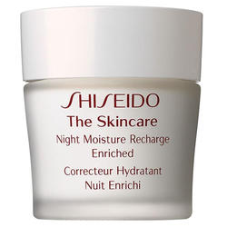 Shiseido -  Skincare Night Moisture Recharge Enriched SPF15 -  50 ml TESTER