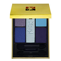 Тени для век Yves Saint Laurent - Ombres 5 Colors Harmony For Eyes №05 Riviera/Ривьера TESTER