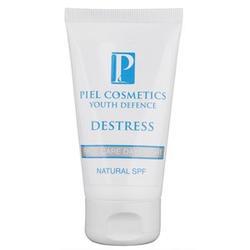 Piel Cosmetics - Silver Cream Youth defense Destress - Ультра увлажняющий крем с натуральными SPF фильтрами - 50 ml