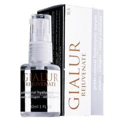 Piel Cosmetics Piel Gialur Rejuvanate - Антивозрастная увлажняющая сыворотка гиалуроновой кислоты с эластином коллагеном и ретинолом для кожи вокруг глаз - 30 ml