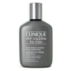 Clinique -  Men Skin Supplies Post-Shave Soother Beard Control Formula -  75 ml