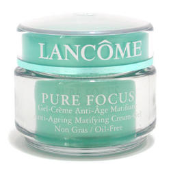 Lancome -  Face Care Pure Focus Anti-Aging Matifying Cream-Gel -  50 ml