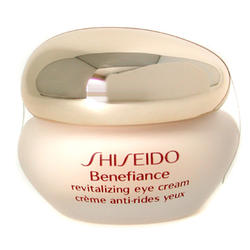 Shiseido -  Eye Care Benefiance Revitalizing Eye Cream -  15 ml