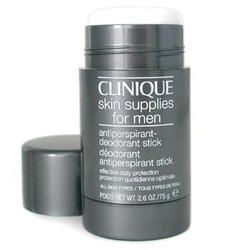 Clinique -  Men  Skin Supplies Stick-Form Anti-Perspirant Deodorant - 75 ml